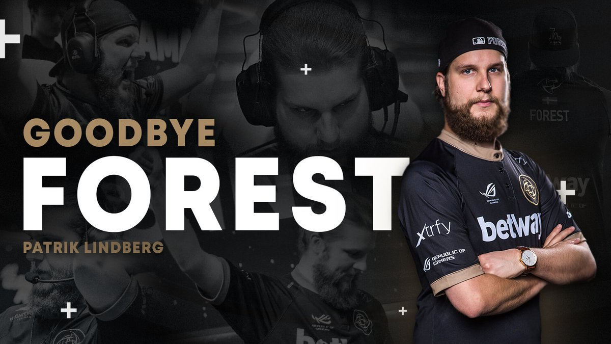 We say goodbye to a true NiP legend. Thank you for everything @f0rest. You will be missed.  Full announcement:  http:// nip.gl/blogs/news/goo dbye-f0rest  …   #GONINJAS #CSGO<br>http://pic.twitter.com/14CHGh66pt