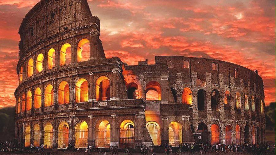 Rome, Italy <br>http://pic.twitter.com/QVdtWMcQ1a