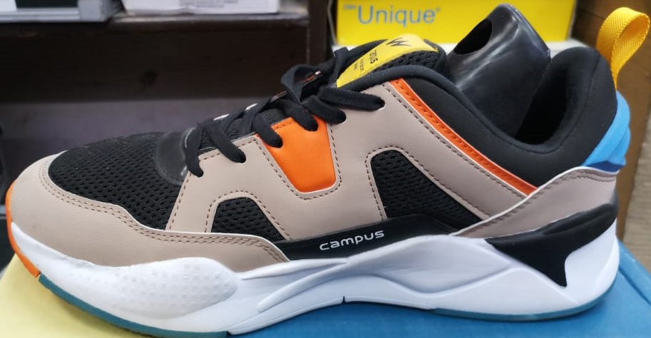 Campus Shoes! The Top Of Fashion Activewear. Its design, style, and look are nice. Low weight shoe and the quality is fine. This shoe is original as well as color is awesome. you also love this shoe and like it. pic.twitter.com/FWlYbRTDju