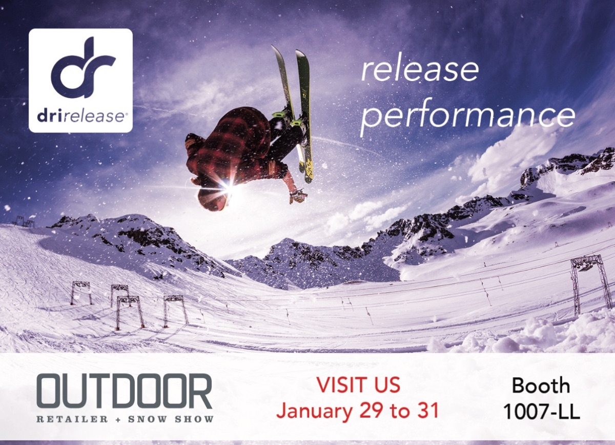 Visit us at OR Snow Show and meet drirelease new comfort solutions! - https://mailchi.mp/drirelease/visit-us-at-or-snow-show-and-meet-drirelease-new-comfort-solutions… #or #outdoorretailer #snowshow #drirelease #sportswear #wintersports #fitness #gymwear #climbing #skiing #athleisure #activewear #cycling #running #comfortpic.twitter.com/j0YTbIlv2f