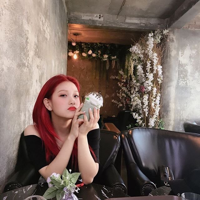 happiest birthday the camping camping legend, cute & swag panda deoyeon thank u so much for all effort uwu keep reaching heights on ur music dream our main rapper seoyeon mwa stay happy & healthy this year, i miss you so much & i love you so much fly high #HAPPY_SEOYEON_DAY<br>http://pic.twitter.com/j7HKbQYKOM