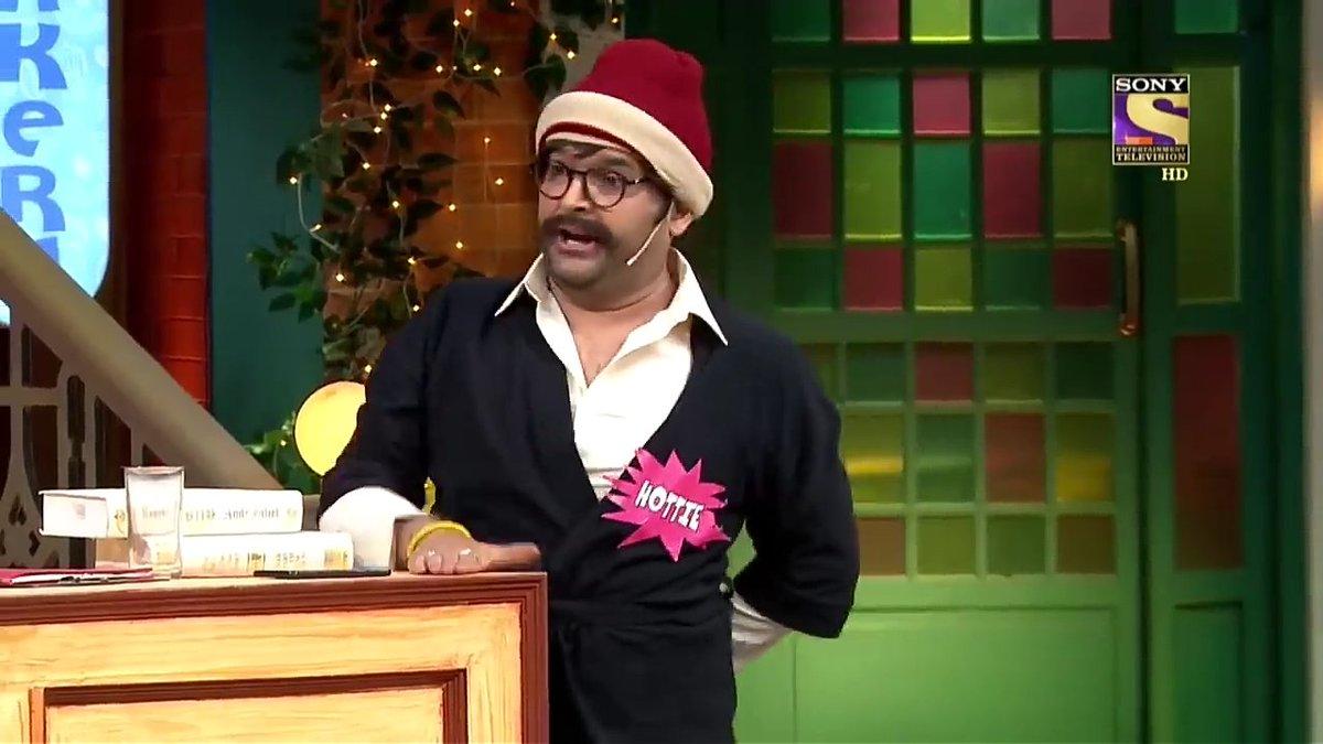 This man is  #TheKapilSharmaShow  @KapilSharmaK9 @SonyTV @almostbharat<br>http://pic.twitter.com/w4abjAalXz