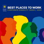 CBRE named a Best Place To Work For LGBTQ Equality by the Human Rights Campaign for the seventh consecutive year. https://t.co/qopufrN7vW @HRC