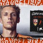Image for the Tweet beginning: 🏆⚽️ ¡Vuelve la #CopaDelRey!🆚 @UDLogrones
