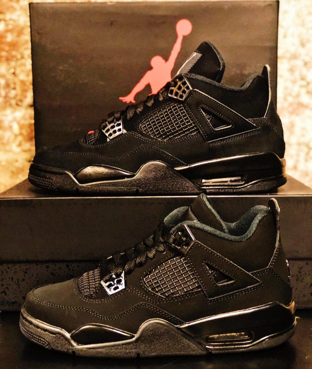 Air Jordan 4 Black Cat release Wednesday, January 22nd @NBAStore NYC!