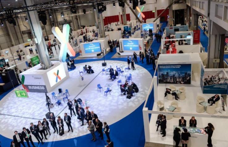 #Connext2020: Confindustria punta al forte coinvolgimento di filiere, imprese e delegazioni straniere e al potenziamento del networking sul Marketplace digitale con il supporto di #AI, chat e networking rooms della piattaforma sviluppata da Enet Group.  https://t.co/36wtEfvz1s https://t.co/rPgZKuuuDW