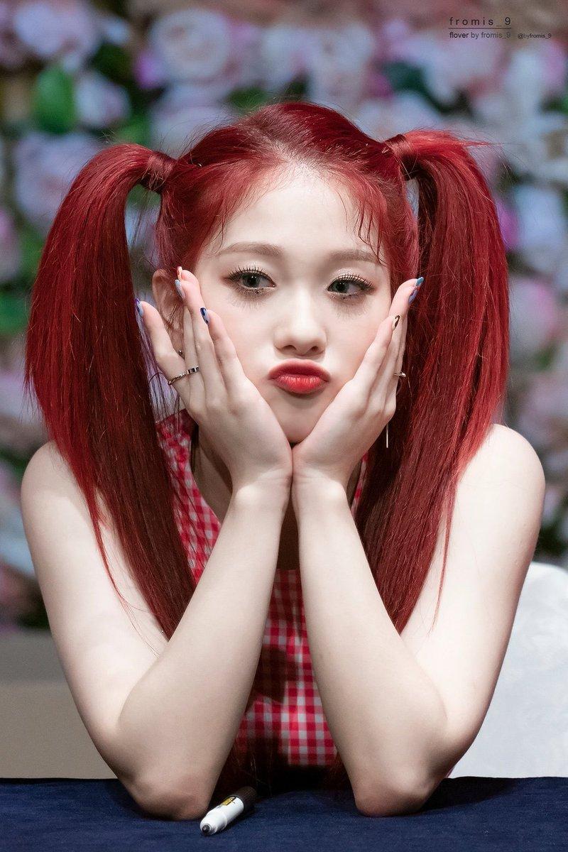 #HAPPY_SEOYEON_DAY —  happy birthday to fromis_9's panda, lee seoyeon! i hope she has a great day :) <br>http://pic.twitter.com/0bZvfzD8zZ