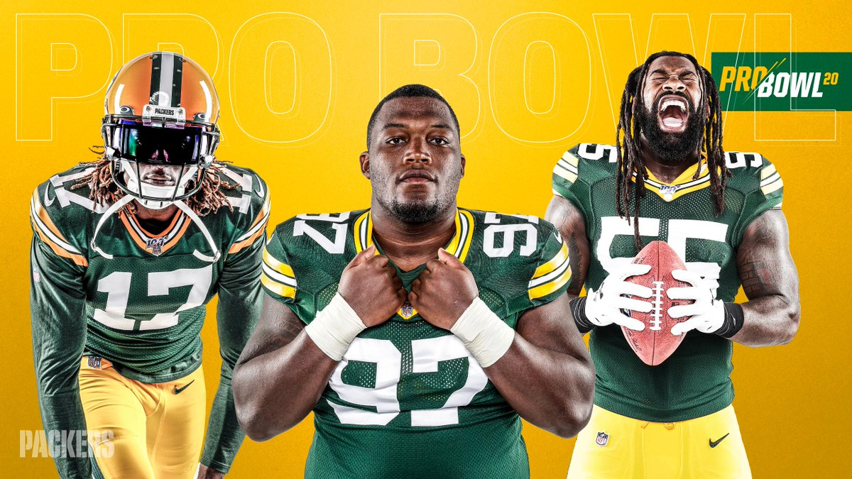 Green Bay Packers @packers