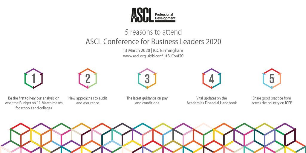 This year, our Conference for Business Leaders will be held in #March, in parallel with our Annual Conference.   It features a great programme of speakers, workshops, and #CPD - find out more here  #sbltwitter #SBM #BLConf20