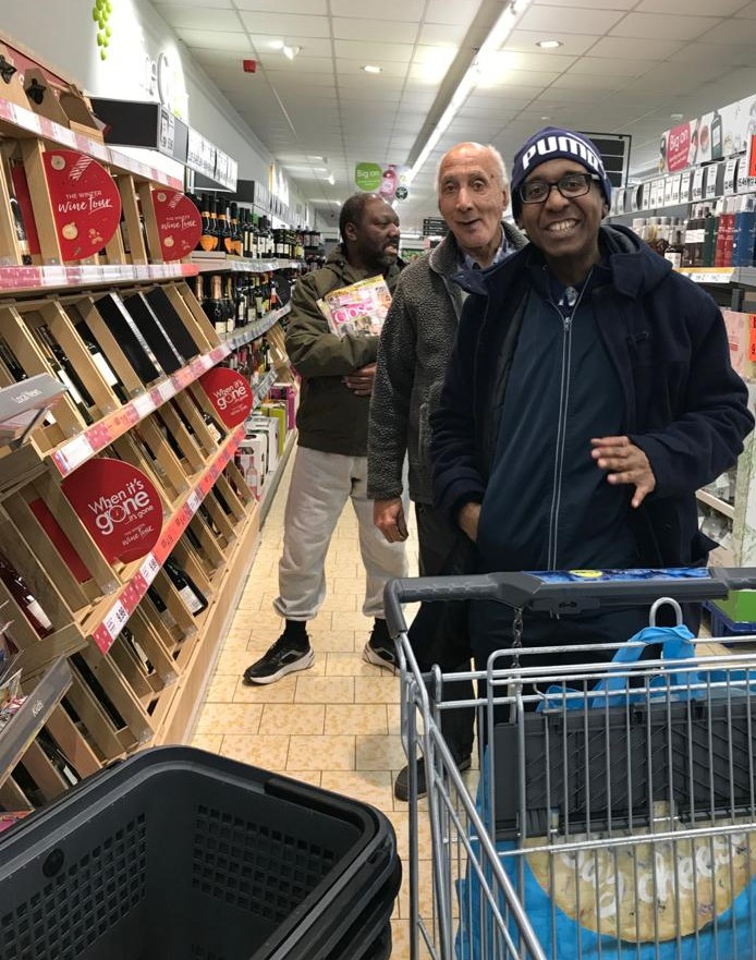 Here at #Deafway some of our residents spent their morning at the supermarket!  Taking part in weekly #shopping trips helps promote #Independence   #Deaf #DeafCommunity #DayOut #PicOfTheDay #ShoppingSpree #IndependenceDay #TuesdayThoughts #BSL<br>http://pic.twitter.com/sYVmkE9VvO