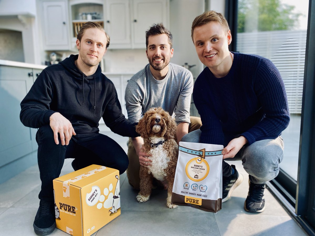 Dog-loving brand @PurePetFood gets personal ahead of major expansion: https://www.business-live.co.uk/retail-consumer/pet-food-business-gets-personal-17603558…pic.twitter.com/1RGDwyRyDR