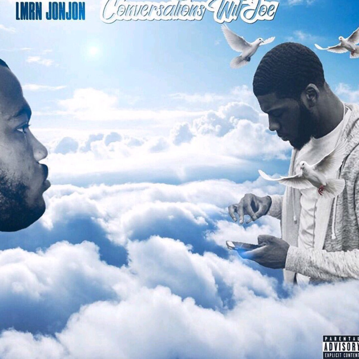 """Conversations With Joe"" The Mixtape Coming Soon On All Platforms #TapIn #LongLiveBabyJ4100 I Love You My G WE GLOCKED IN  <br>http://pic.twitter.com/XWb4nrzIX0"