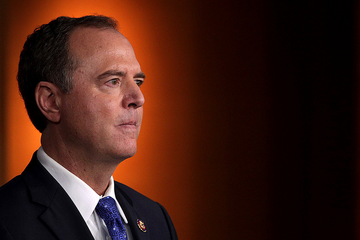 RT if you think @RepAdamSchiff is one of the great orators of our time.