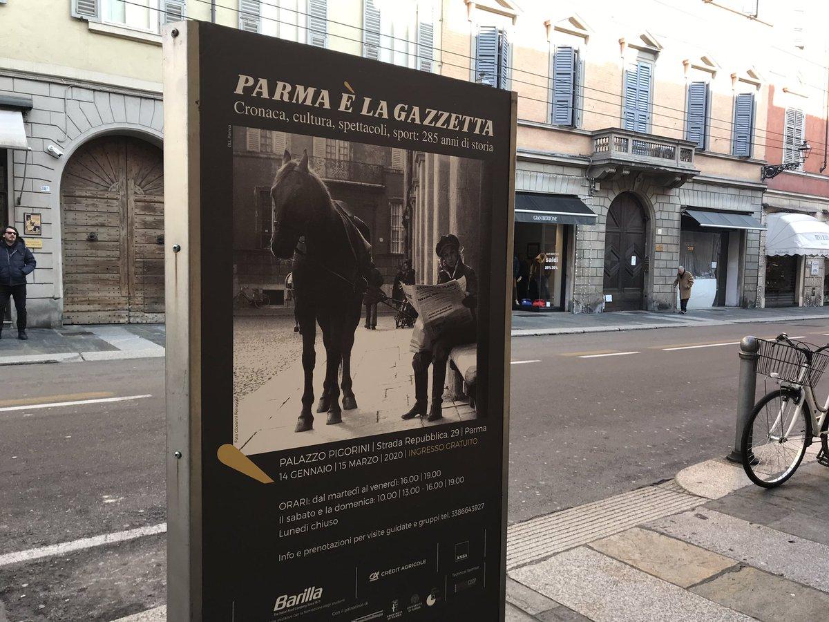 #Parma2020 | I 285 anni della Gazzetta di Parma in...