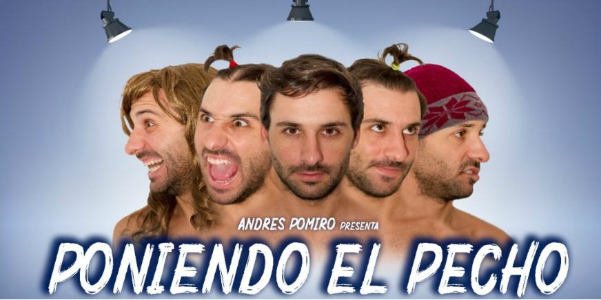 Hoy #PoniendoElPecho en el @TeatroAcuario #CarlosPaz #Córdoba