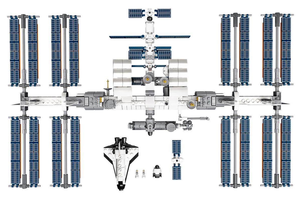 Lego is launching an International Space Station model for sale dlvr.it/RNT5pz