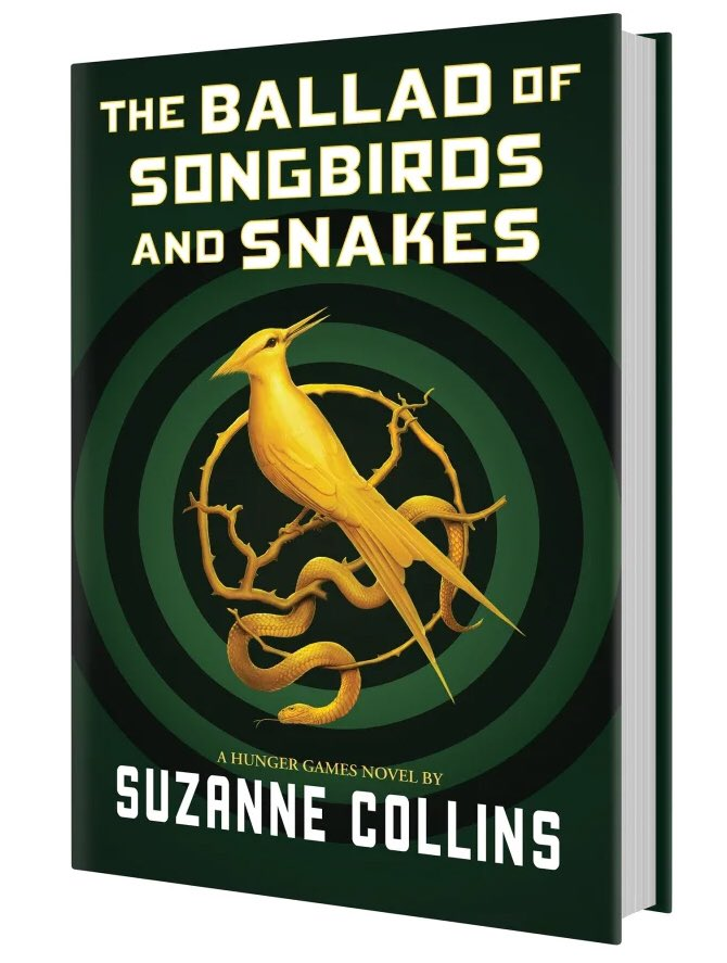 "President Snow is the protagonist in the Hunger Games prequel book, ""The Ballad of Songbirds & Snakes"" @EW reports:  ""A teen born to privilege but searching for something more, a far cry from the man we know he will become. Here he's friendly. He's charming. For now he's a hero.""<br>http://pic.twitter.com/EK7O4cWqLK"