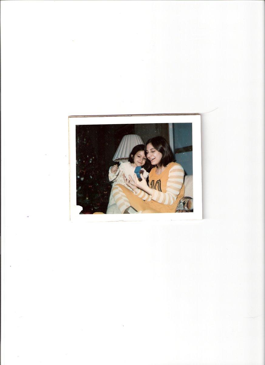 #TBT Me and my sis, Maria 💛