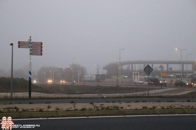 Het is weer mistig buiten aan het worden, vooral in de buitengebieden is het zicht beperkt. Matig uw snelheid! https://t.co/jkfj4b13i4
