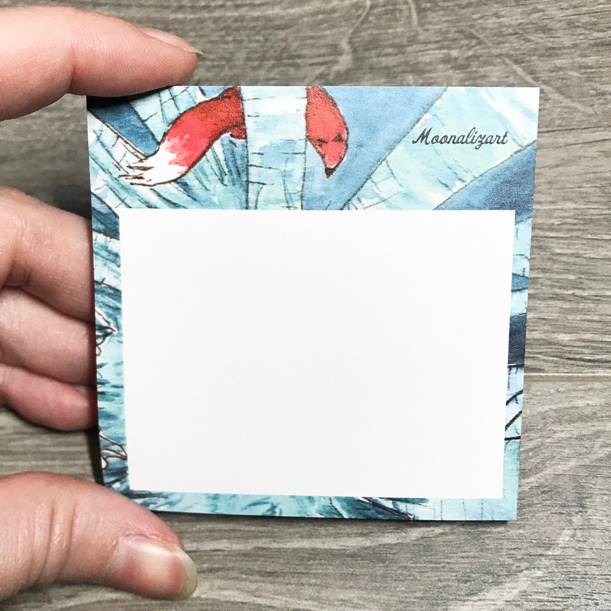 SHOP UPDATE IS LIVE!  You will find several items in my shop today : - Sticky notes (like the one in the picture) - Greeting cards (they come with an envelope) - A4 prints - A5 prints - Small prints - Mini prints  #shopupdate #artprintspic.twitter.com/8seC20BcP5