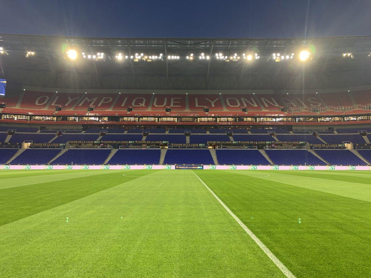 Les compos de Lyon-Lille
