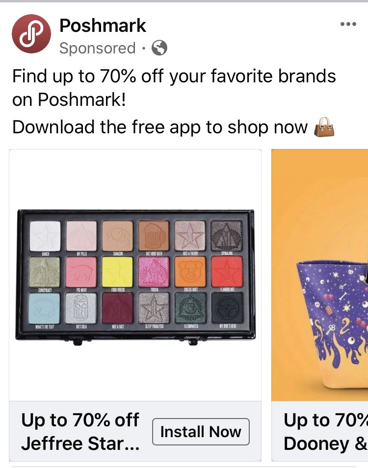 @JeffreeStar Not sure if you're aware of this, saw this on my Facebook this morning but in case you didn't know I just wanted to bring it to your attention.. #adoreyou <br>http://pic.twitter.com/O06nVE9Fq0