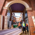 Ready to swoon? The Caine Conservatory is looking😍! DYK⁉️ This facility will feature research and classroom space along with a new eatery, The Butterfly Cafe, when it opens later this semester! 🦋 #HPU365