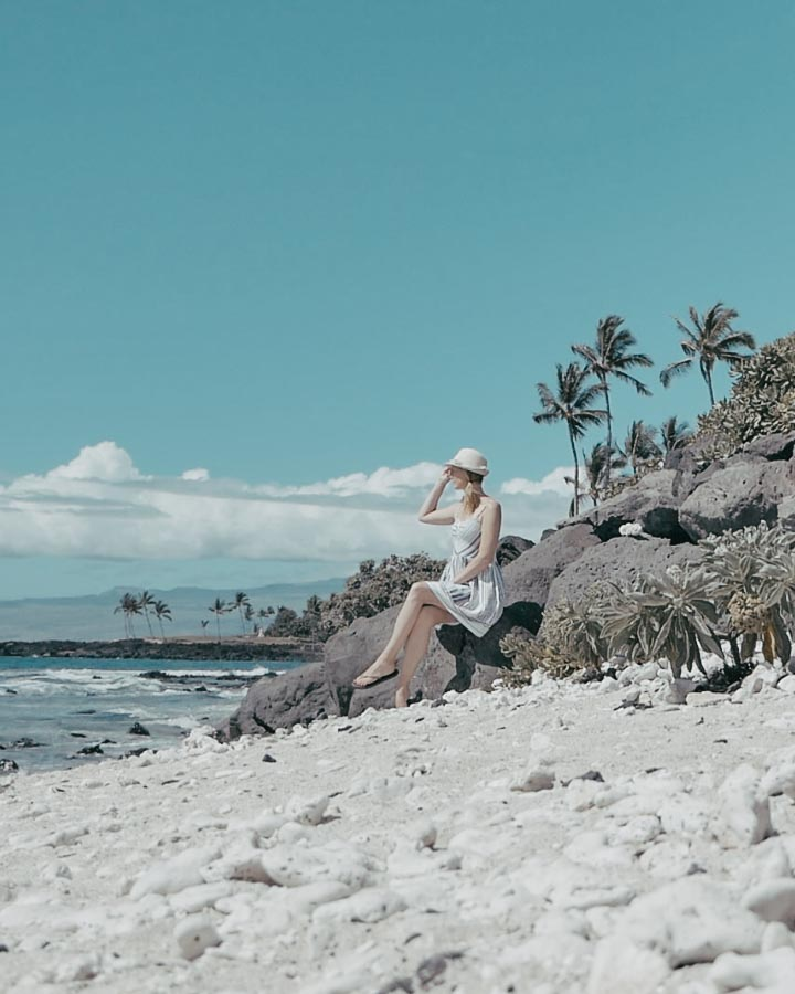 Something about the waves crashing on the shore takes all my worries away. A stay at Hilton Waikoloa Village on the Big Island of Hawaii was just what I needed! Whats your carefree destination???  http://bit.ly/RWtravelvideos   #hawaii  #traveltips  #vacationdestination  #tropicalvacation