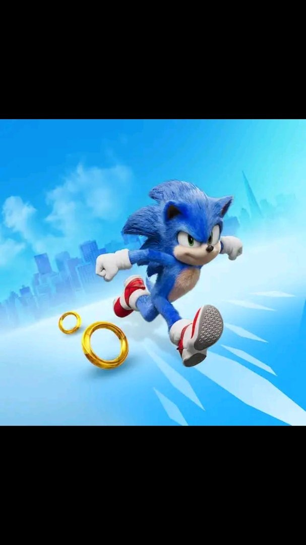 Jake Is Hyped For The Sonic Movie 2 On Twitter Is This True Because For Me I Have The Classic Dash Logo