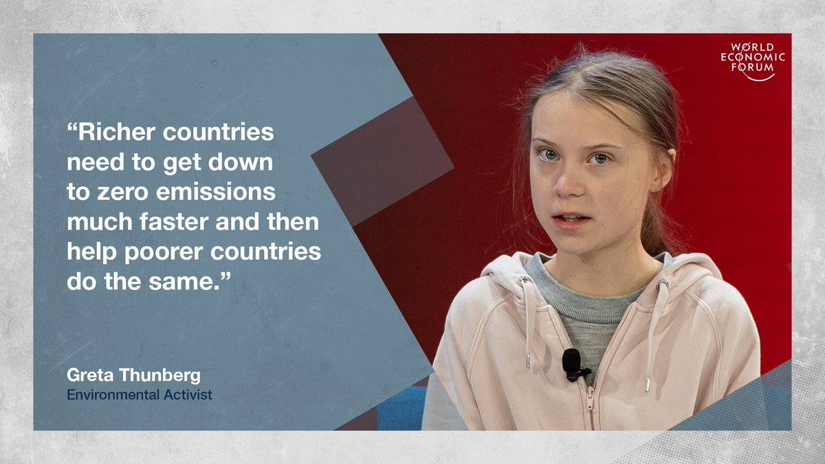 .@GretaThunberg tells Davos 2020: We have eight years to save the climate wef.ch/2GaoJgx @TIME #wef20