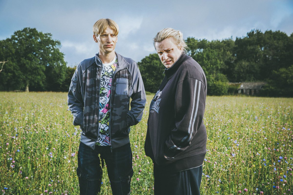 #ThisCountry The third and final season. Starts Monday 17th February, 7pm, @BBCiPlayer.