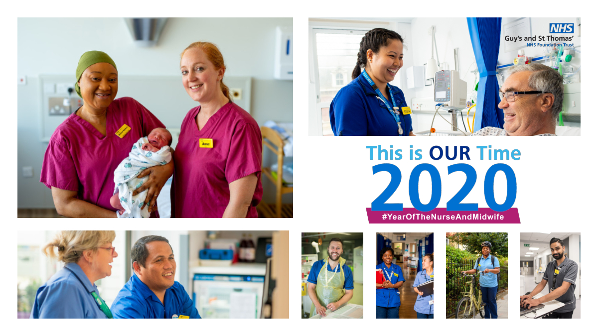 Join us tomorrow for the launch of our #YearOfTheNurseAndMidwife celebrations to mark Florence Nightingale's bicentenary.   Florence set up her first nursing school at St Thomas' Hospital in 1860, and we're celebrating her wonderful legacy throughout 2020 http://bit.ly/GSTTLaunch