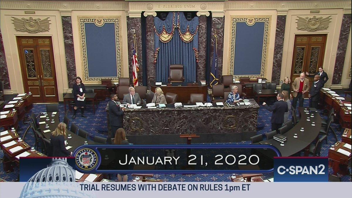 U.S. Senate – LIVE on C-SPAN2 https://cs.pn/2RAxLJ2