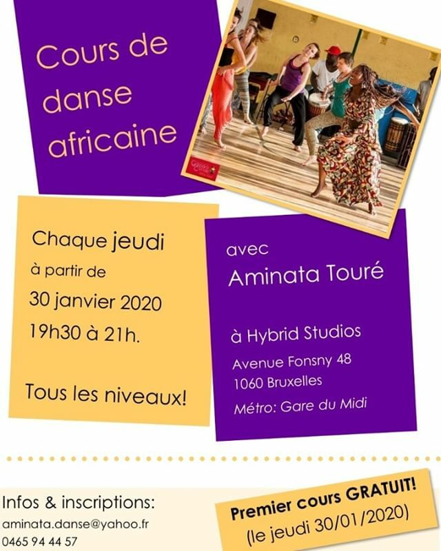 STARTING NEXT WEEK @hybrid_studios_brussels  #workshop #contemporarydance #africandance #westafricandance #dance #danse #danse #contemporarydancer #brussels #artbrussels #danceclass #dansecontemporaine #bruxelles #hybridstudiosbrussels  https:// ift.tt/3av7ioX    <br>http://pic.twitter.com/DuasXsIiMB