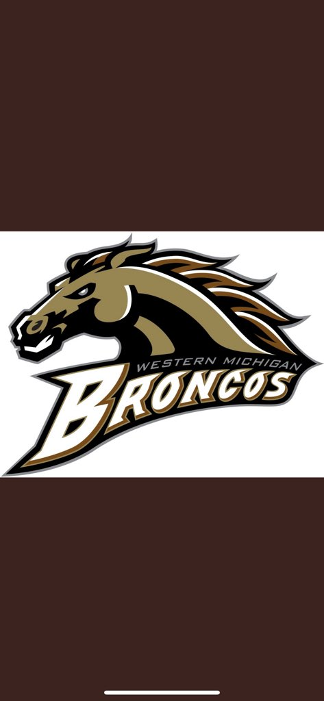 Truly blessed to have received a scholarship from Western Michigan University!!!! @Joe_Palcic @CoachCastner @BillLapthorn @KCPopplewell @R_Redinger4