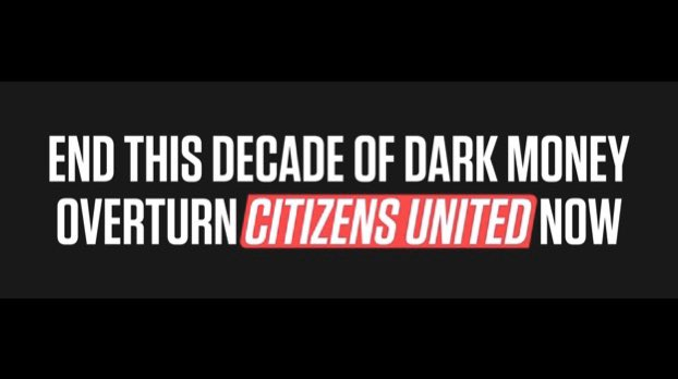 10 years ago, #CitizensUnited gave special interests unprecedented power to influence politicians and block real action on the issues that matter most to Americans. Democracy should work #ForThePeople, not for big money.