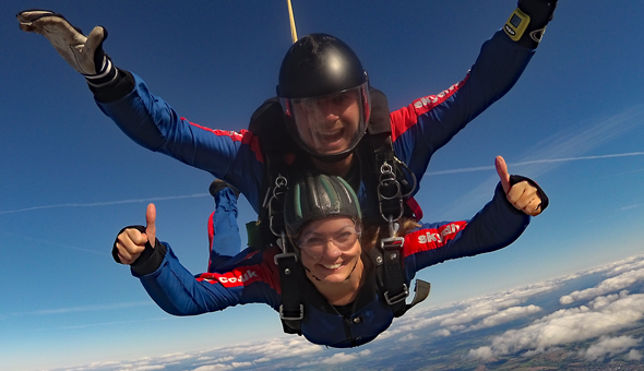 Feeling motivated and brave? Up for a challenge? We can help with that! Check out the Tandem #Skydive Day which we will be hosting in #March 2020. Find out how to secure your place here:  #Charity #Fundraising