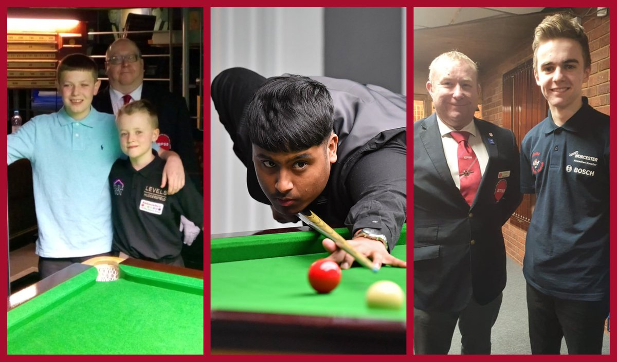 test Twitter Media - 📰 THE EPSB WEEKLY | A TRIO OF U-20 TRIUMPHS  Stanley Moody, Halim Hussain & Steven Hughes all claimed titles last weekend in the penultimate round of events on this season's U-20 RD Tour.  Read our full report via the links below ⬇ https://t.co/3RXy9BWDD2  #EnglishSnooker https://t.co/2NLfpAkkcW