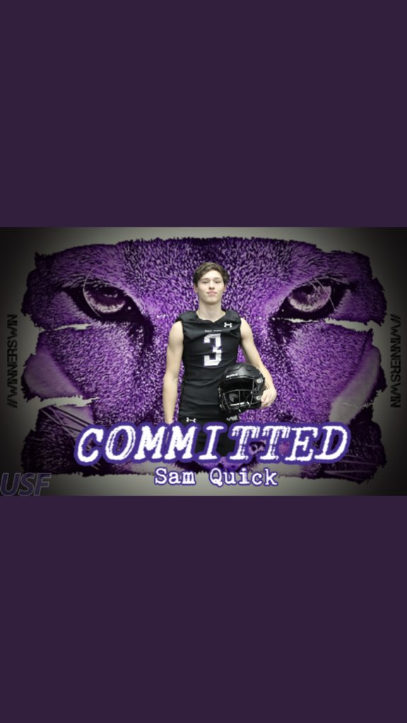 100% committed to the University of Sioux Falls #WinnersWin