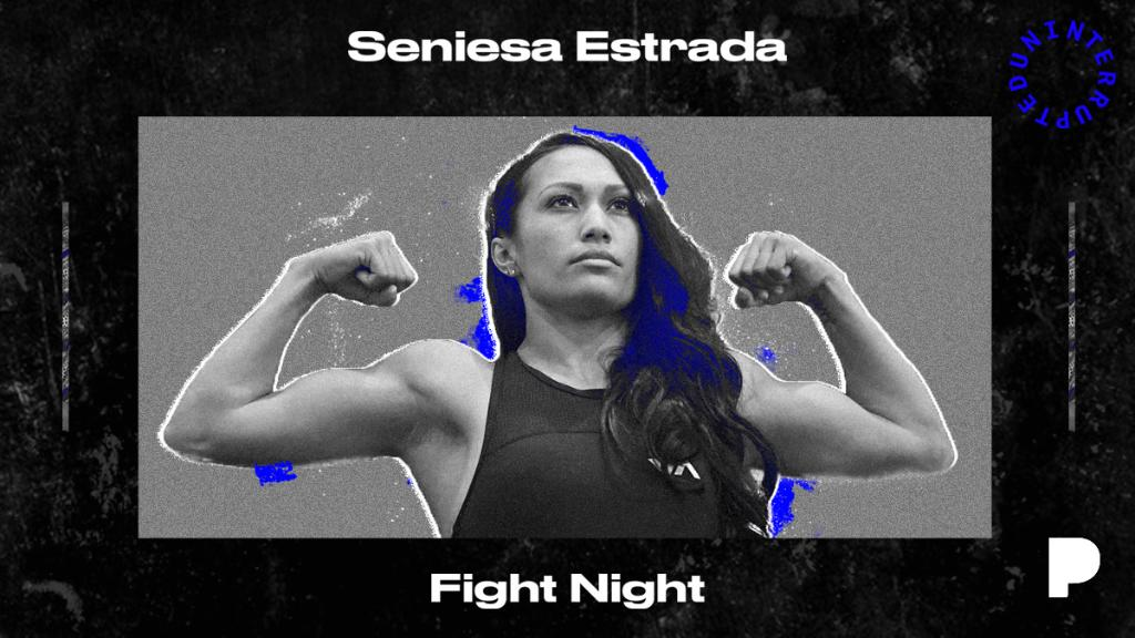 Get Fight Night ready with Seniesa Estrada and her exclusive playlist with @uninterrupted on Pandora. Listen now: pandora.app.link/wCo5jgF7g3