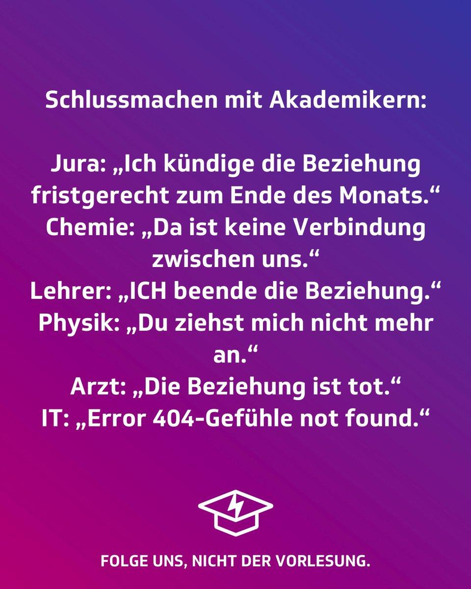 Was fällt euch noch so ein? #studentenstoff #studentenleben #studentenprobleme #semesterferien #hausarbeit #lernen #jodel #jodeldeutschland #jodelapp #semesterstart #unistart #vorlesung #lustigesprüche #witzigesprüche #süß #herz #herzlich #liebevoll #süss #liebpic.twitter.com/oMxNQhYoWU