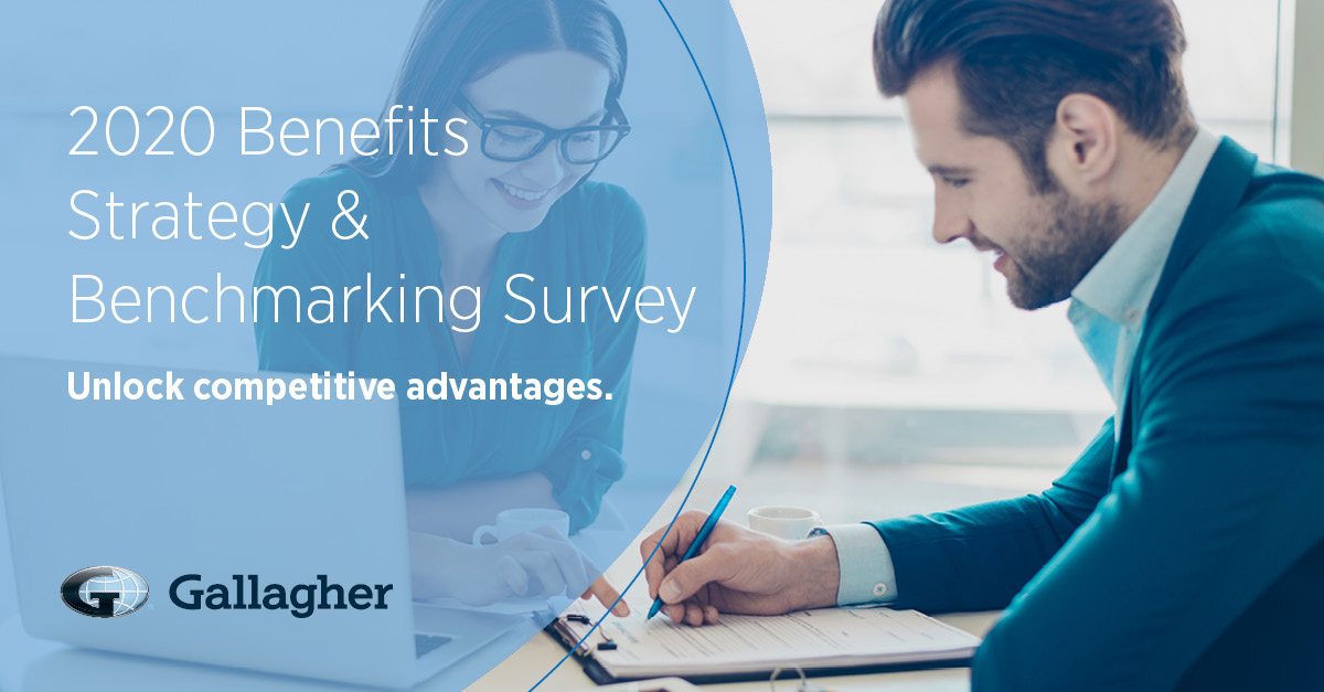 Data can be a real game changer as you compete for talent. Complete this survey to access unparalleled benefits benchmarking data. bit.ly/2uoBRMg