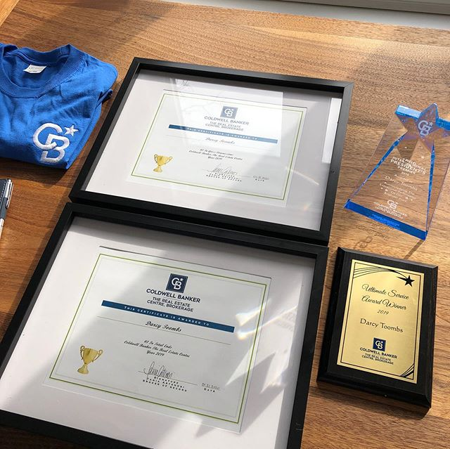 test Twitter Media - Picked up some award hardware today at the Coldwell Banker The Real Estate Centre awards day... had a little helper too! #1 in total units, #1 in Gross Commission, CB Ultimate Service Award, CB International Presidents…  📸 https://t.co/uBuDQ42Iq2 via https://t.co/jdraJREKlb https://t.co/6gC2Iluq7x