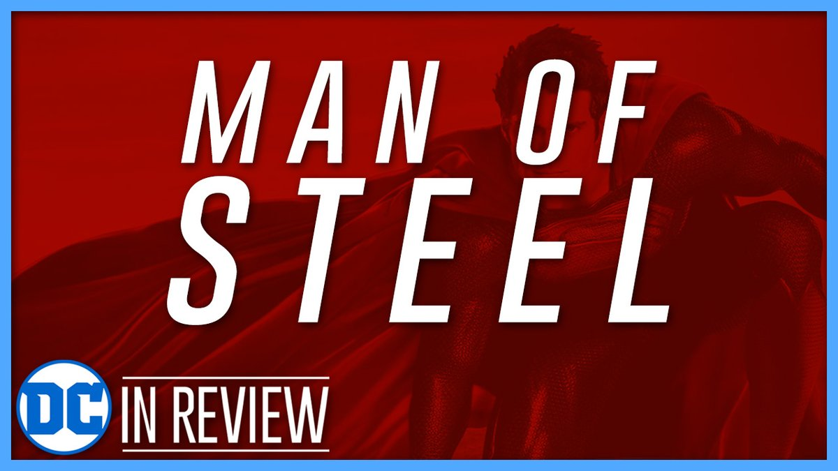 My entire life has led to this -- DCEU In Review. Heres Man of Steel: youtu.be/K9aFbYd6AUI #ReleaseTheSnyderCut