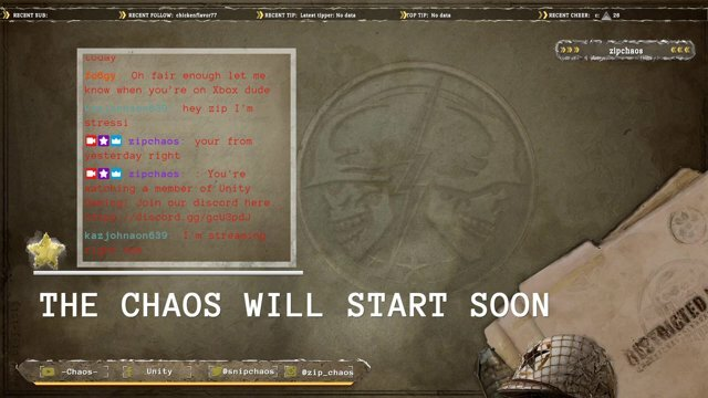 Unity Gamerzipchaos is now streaming Call of Duty: WWII  #gamers #Xbox #PS4 #GamersUnite #stream #streamers #Discord #Facebook #we_are_unity #MyPSYear2019 #smallstreamercommunity #smallstreamersconnect #smallstreamer #supportsmallstreamers