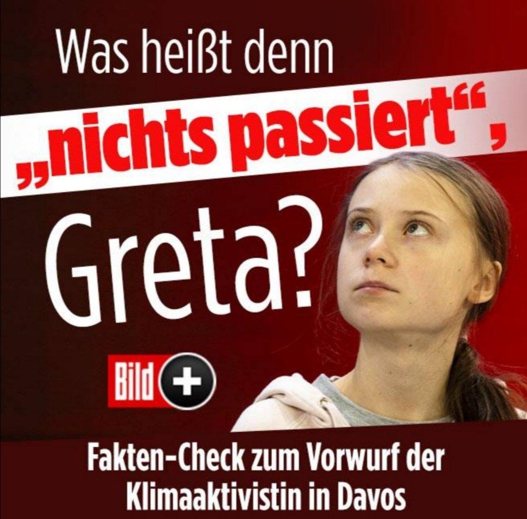#Greta