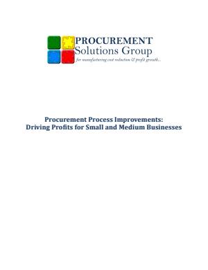 [Free Download] #StrategicSourcing - Driving Profits for #SMBs http://flevy.com/download/tweet-114… #SMB #smallbiz #procurement pic.twitter.com/JDBZ8wS5sD #strategy #smallbiz