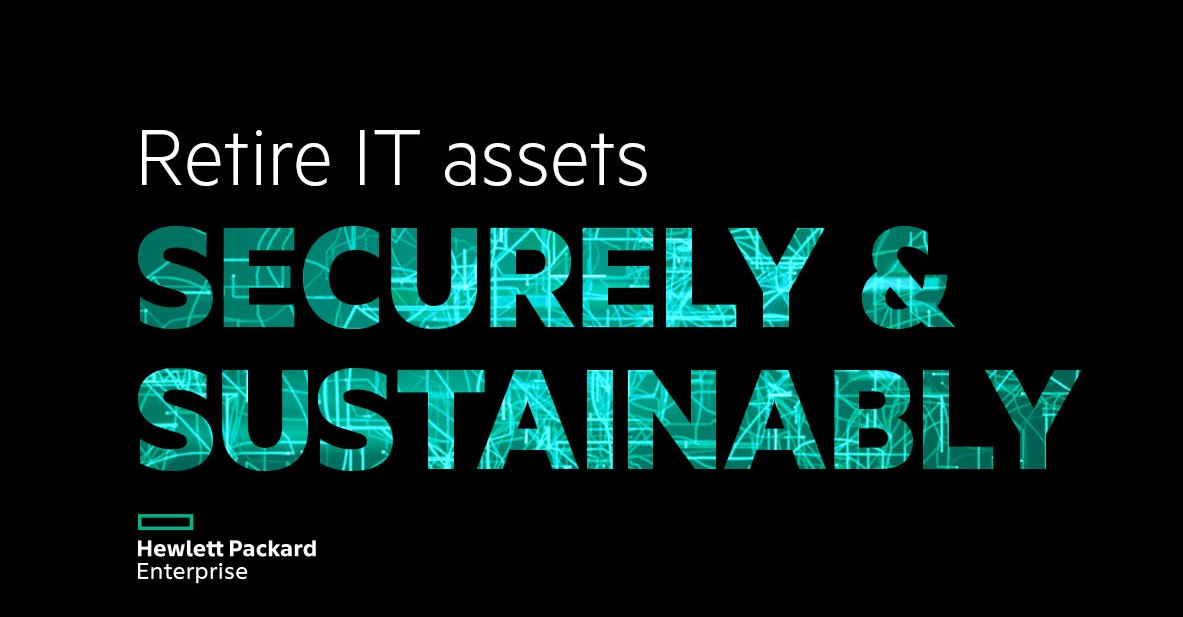 Don't just upgrade your IT assets – #upcycle them! We can help extract value from legacy IT and give assets a second useful life to keep them in the #CircularEconomy. Learn more: https://www.hpe.com/us/en/services/financial-services.html#portfolio…  #HPEUpcyclingpic.twitter.com/DfJtBcYOKn