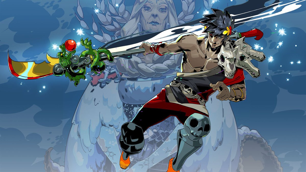 Around 4:30PM EST we are going to try out the new @SupergiantGames Hades Long Winter update! Come hang out and let's check out the new stuff! 💀✨ ✨💀 #supergiantgames #hades #princezagerus #TwitchAffilate #SmallStreamersConnect #twitch