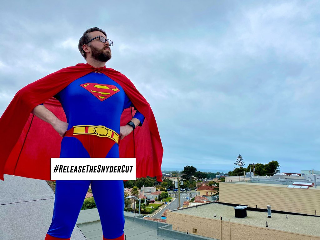 I have never been more amped for an In Review series than I am to start DCEU In Review today. Come join me in the sun right now: twitch.tv/kindafunnygames #ReleaseTheSnyderCut
